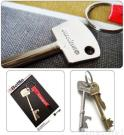 Novelty Bottle opener like an ancient key