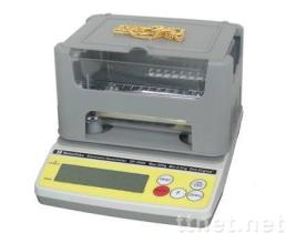 High Precision Tester for Gold