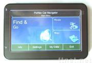 4.3 Inch Car GPS Navigator System