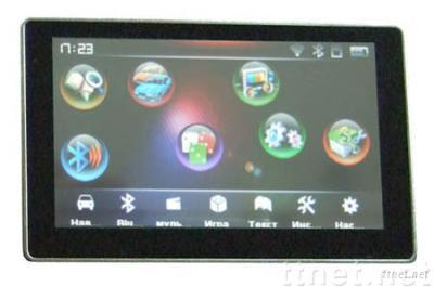 6 Inch Car GPS Navigation System
