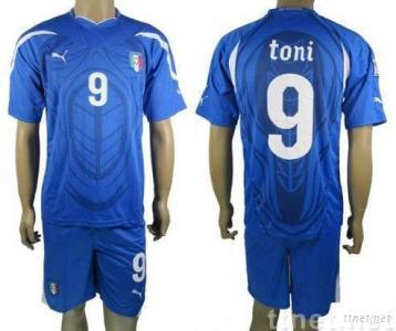 2010 South Africa Soccer World Cup Italy national team jersey