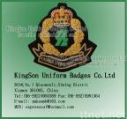 Club badge, Bullion wire badge,Embroidered Crest