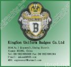Royal Club badge, Bullion wire badge