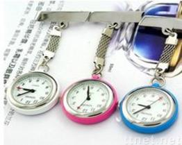 New Nurse Brooch Clip Pocket Watches ,triangle watch,luminous watch, Nurse watch
