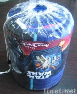 PVC cylinder bag