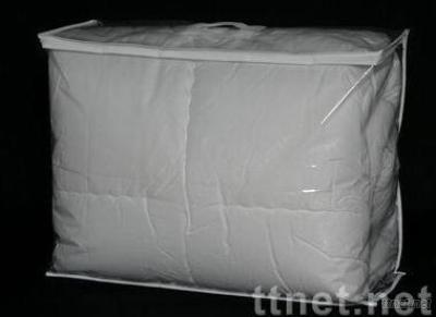 vinyl quilt bag
