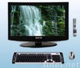 LCD All-In-One PC & TV