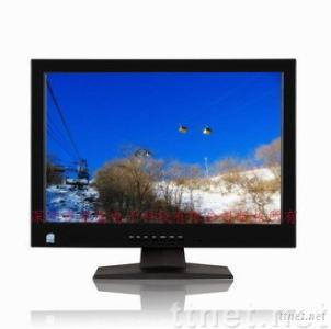 17'' all in one lcd pc tv,touch pc