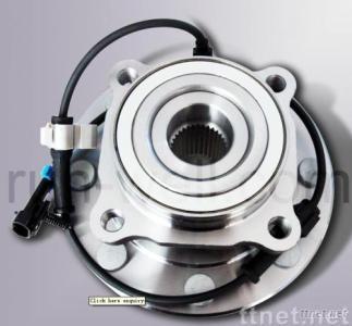Wheel bearings and hub assemblies