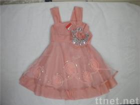 Child Clothing, Cute Fashion Dress /children dress