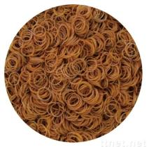 rubber band(brown)