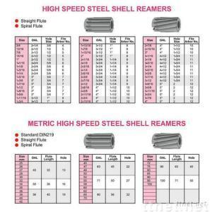 shell reamer