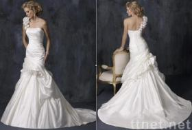 evening dress  bridal dress