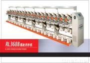 RL368Bのスパンデックスアセンブリ巻取り機