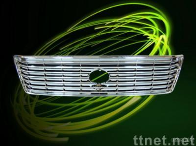 Front Grille W/Frame All Chrome