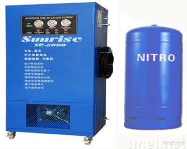 Tire Nitrogen Inflator  SR-8000