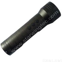 IR Flashlight camera with LED
