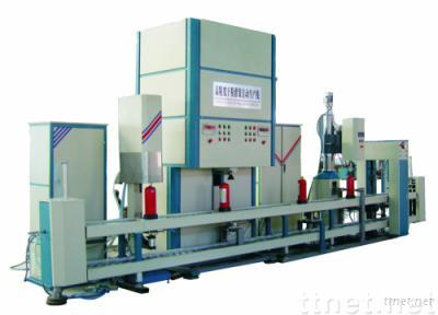 automatic fire extinguisher powder filling production line