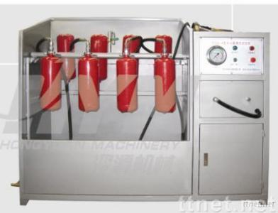 test pressure and cleaning machine (new type)