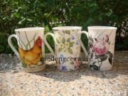 Ceramic Mugs & Cups