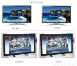 3D TV(40-70 inch,3D, Glasses,HDMI,VGA,WIFI,BT )