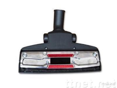 Hard floor brush for vacuum cleaner