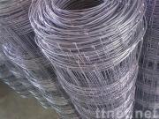 結ばれた鉄条網