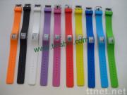 silicone quartz watch, Analogue quartz watches