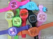 Silicone Jelly Watch, New Quartz Watch, Silicone ODM Watch