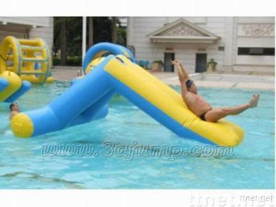 Inflatable water game