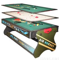 Multi game table 2 in 1 - China (mainland) game table, billiard