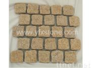 Tumbled Granite Paving Stone G682