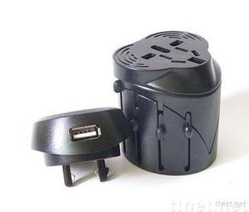 Universal Travel AC Adapter