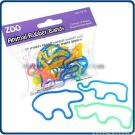 Rubber Bands Glow in The Dark with Scented