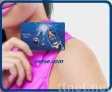 Credit Card Logo USB Flash Drive