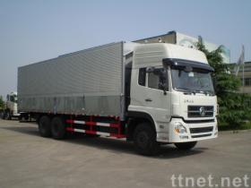 De vrachtwagen van de draagwijdte