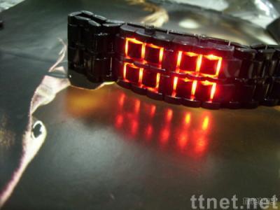 Plastic Samurai Lava Watch