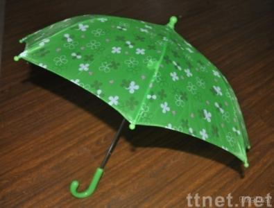 manual open children umbrella