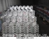 Aluminum Corrugated Plate and Sheet