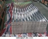 Aluminum Corrugated Plate and Sheet with Grade