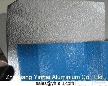 Aluminum Tread/Embossed Plate and Sheet with Grade