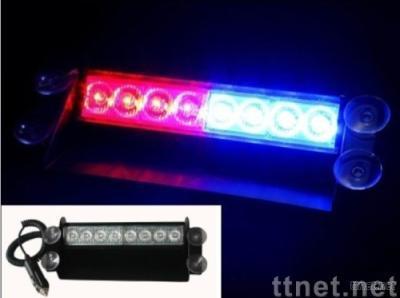 High Power LED Flashes Light
