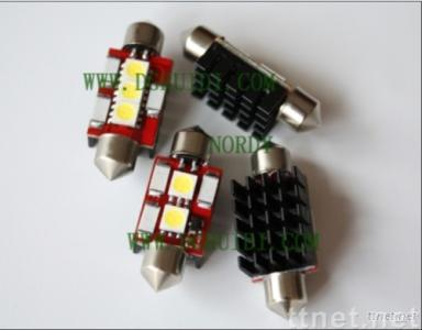 LED Festoon Bulb Canbus