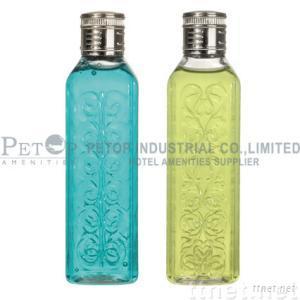 shampoo/conditioner/body lotion/shower gel