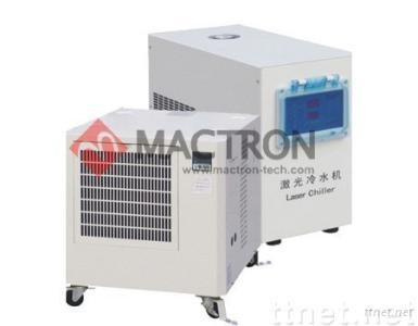Lower Power Co2 Laser Cooling System Water Chiller