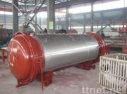 Sulfur powder production line