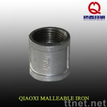 Malleable Iron Pipe Fitting, socket