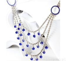 Hängende Halsketten