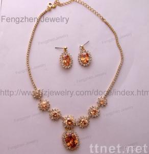 Rhinestone Jewelry,Zircon Jewelry