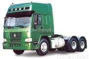De Vrachtwagen van de Tractor van Howo 6x4